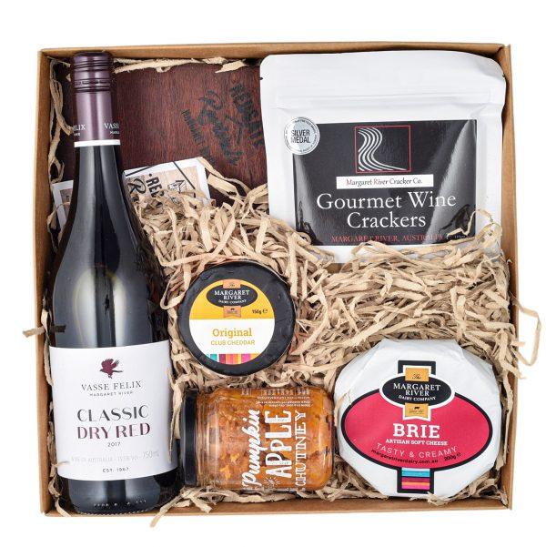 Wine and Cheese Gift Hamper Gift Hamper