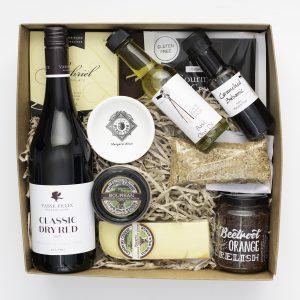 Wine and Cheese Hamper Gift Hamper
