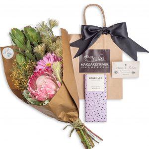 Floral Bouquet Gift Hampers Margaret River