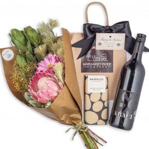 Floral Bouquet Gift Hamper Margaret River